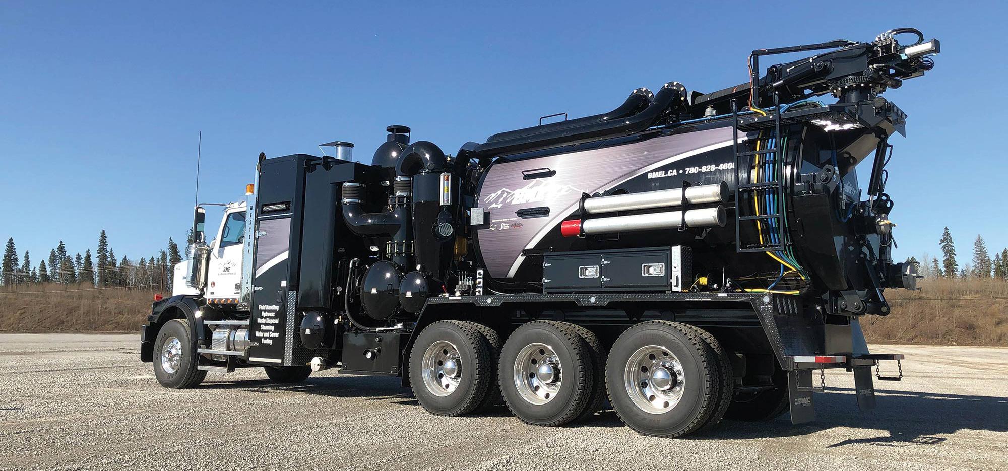 BME Vac Truck